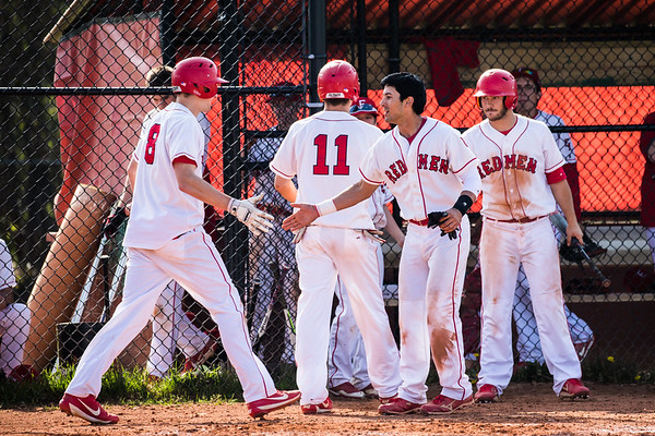 Redmen Baseball Game 1 2017