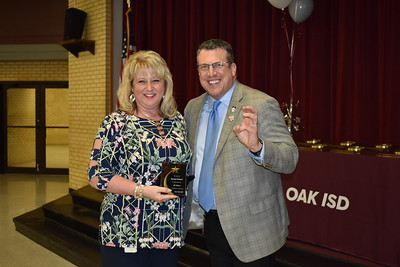 ROISD 2019 Years or Service and Retirees Reception