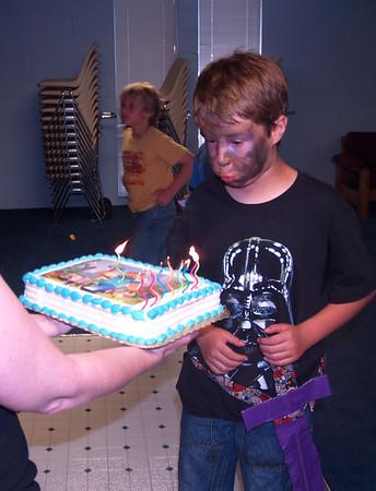 Billy's Birthday 2013