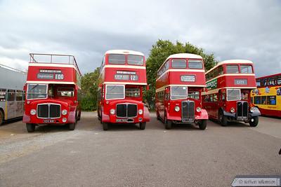 Devon General Centenary Bus Rally