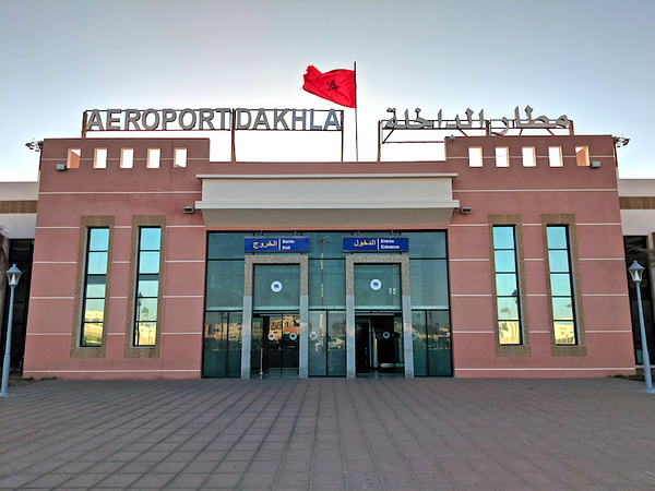 Guide to Dakhla - Dakhla Airport