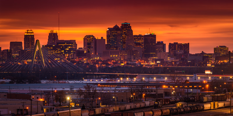 Kansas City Skyline North