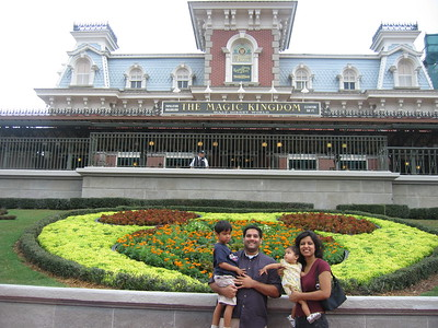 09-2005 Disney & Sea World