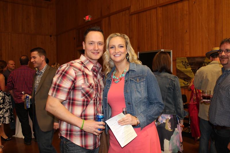 Shawn Sonnier, Katie Duncan 1.JPG