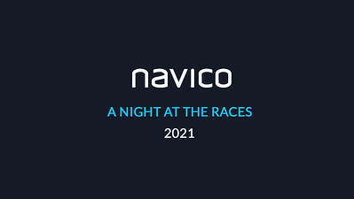16.07 Navico Night at the Races 2021