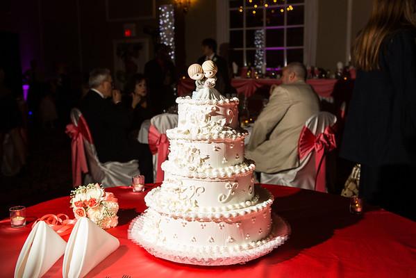 Kristin and Patrick Wedding - Reception