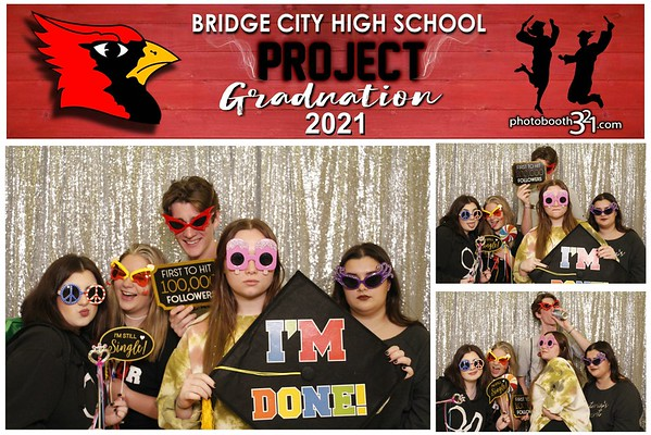 Bridge City Project Graduation 2021