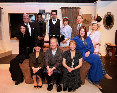 "Bobcat Players--""Present Laughter""- Spring 2014"
