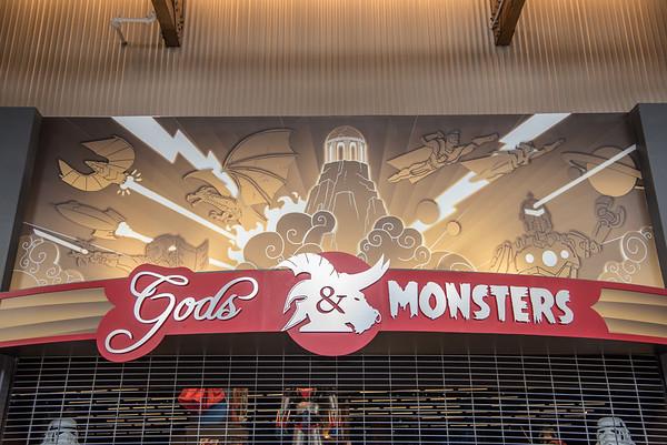 Gods & Monster Grand Opening 6-13-15