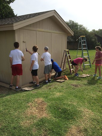 IMPACT service project 6-17-17