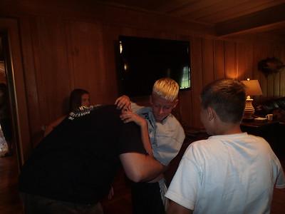 CTO Family Retreat NC 2012
