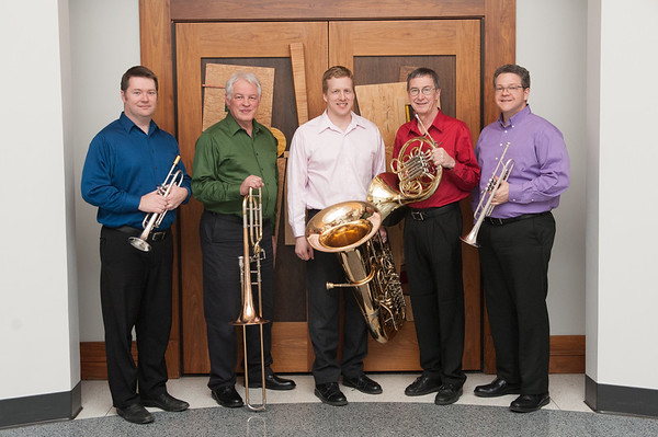 Brass faculty group selected 2016