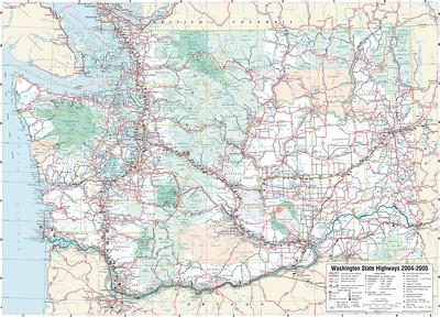 Washington Maps & Images