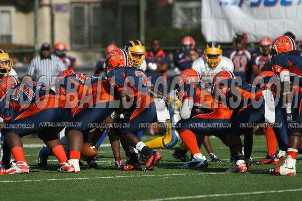 2009 PSAL Bowl August Martin Vs Thomas Jefferson