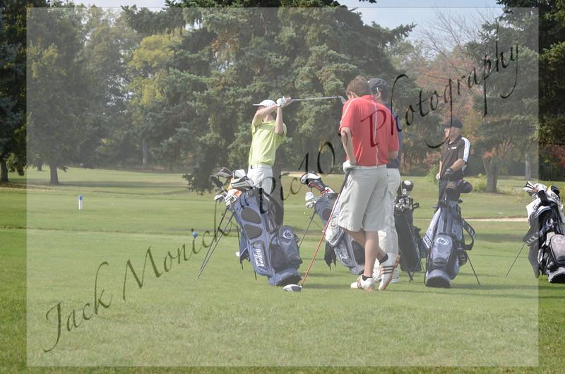 2013 USCAA Golf Tournament
