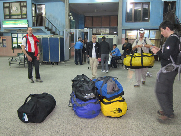 Everest 2012, Vanessa's Photos