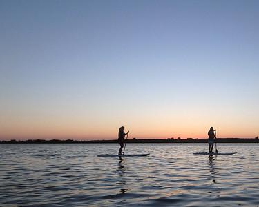 Kayak & SUP Shoreline