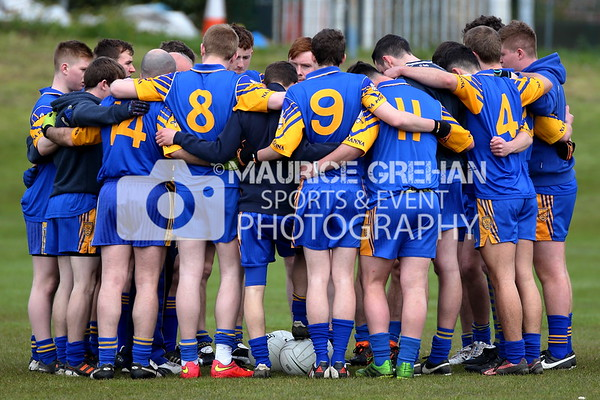 Na Fianna Junior A vs Thomas Davis (Conlon Cup) 190415