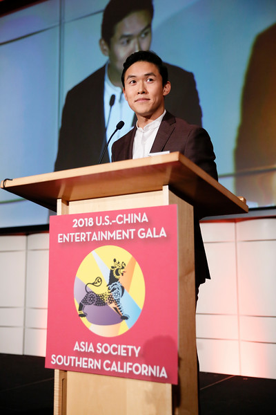 2018 US-China Entertainment Summit Gala (Press Images)