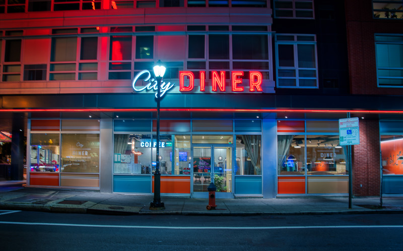 The Diner in Philly
