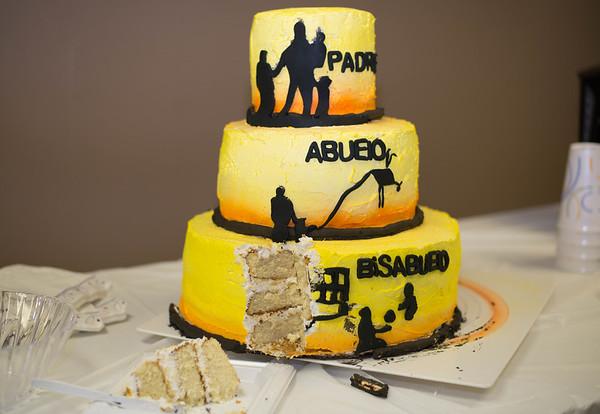 Rafael Garcia's 90th BD Party