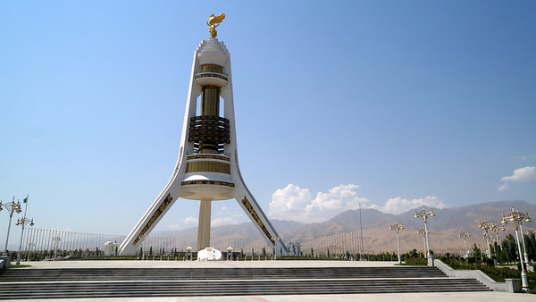 Turkmenistan Mary Ashgabat