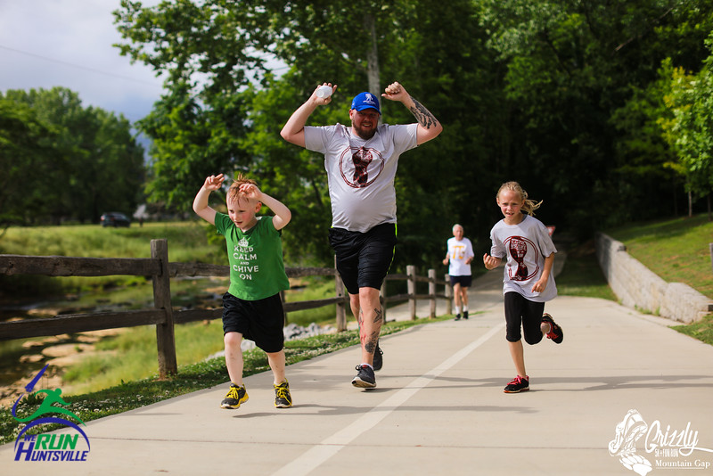 2016 Mnt Gap Grizzly 5k