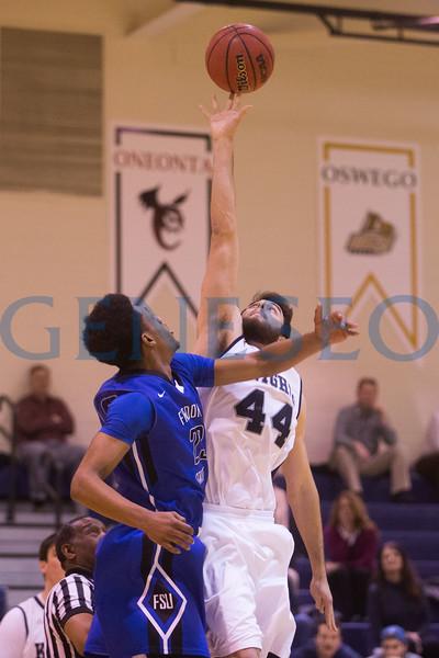 Men's Basketball vs. Fredonia