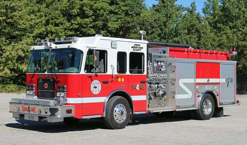 Engine 4 2006 Spartan / Crimson 1500 / 1000
