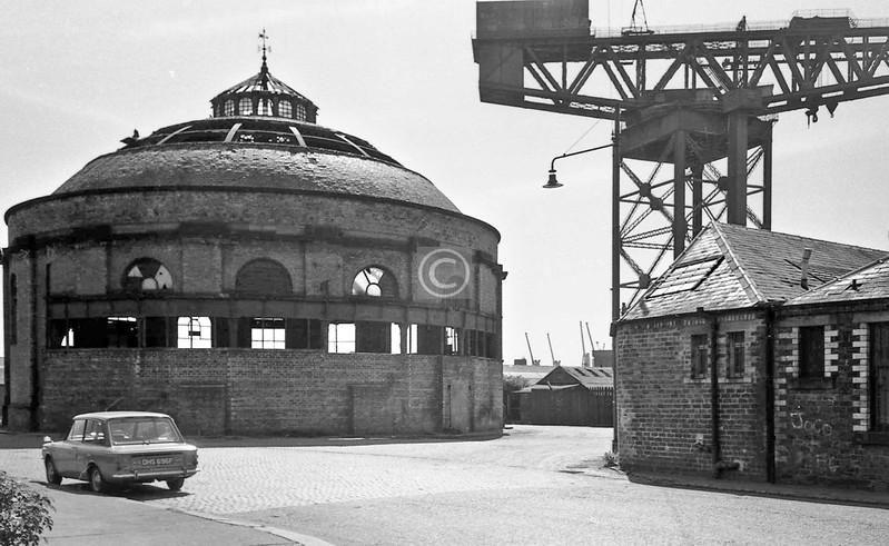 North rotunda.    June 1975