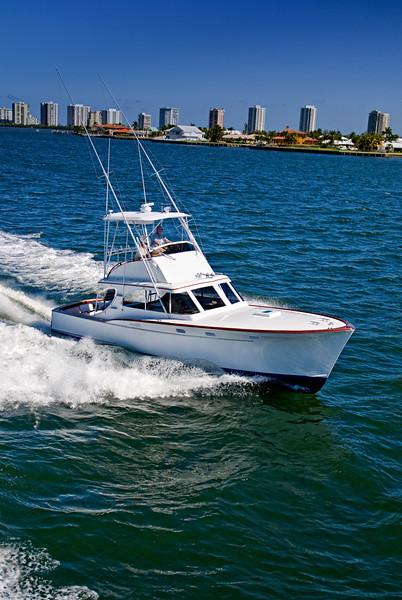Rybovich Hull 58 Sam V