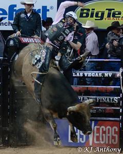 PBR 2012 World Finals Round 4
