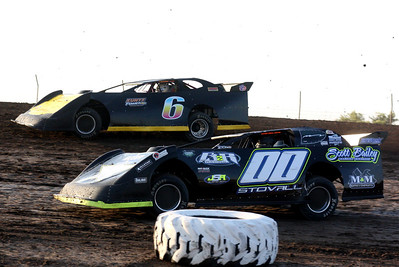MARS DIRTcar Series Event - 7/6/12