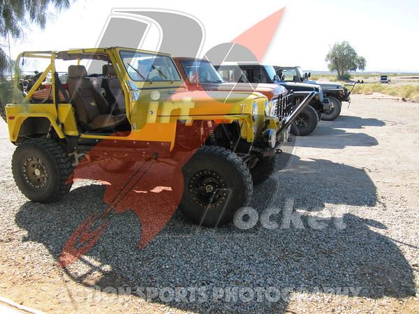 2012: Mojave Road Trail