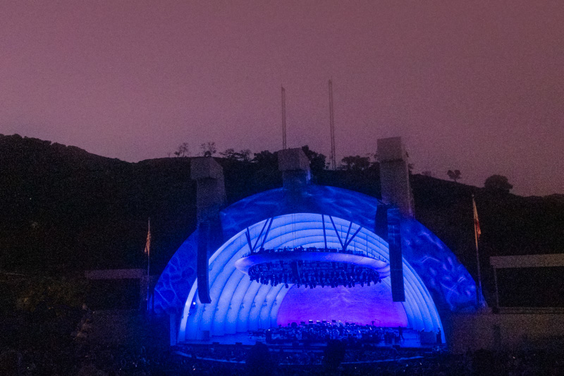August 24 - Dusk at the Hollywood Bowl on a gorgeous summer evening in Los Angeles-1.jpg
