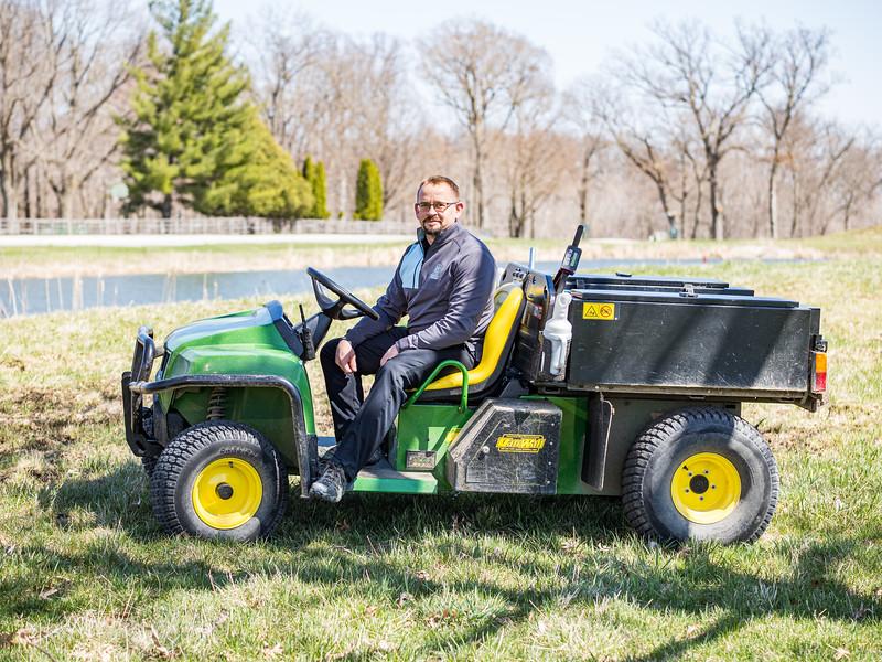 Alex Stuedemann - Director of Golf Course Operations, TPC at Deere Run
