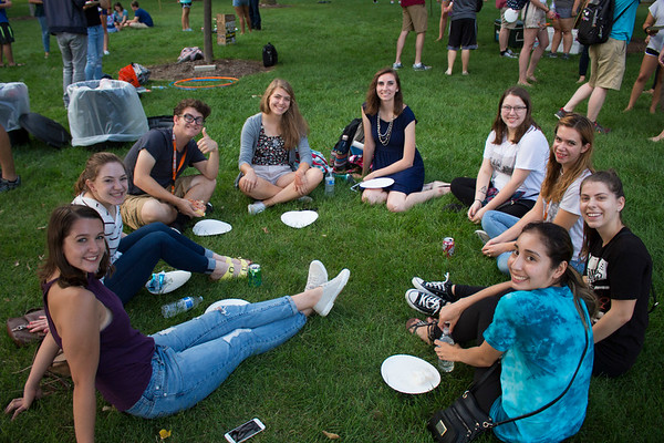 Cru Welcome Party 8/21/17