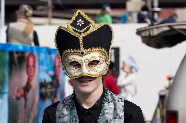 Mardi Gras Parade 2012