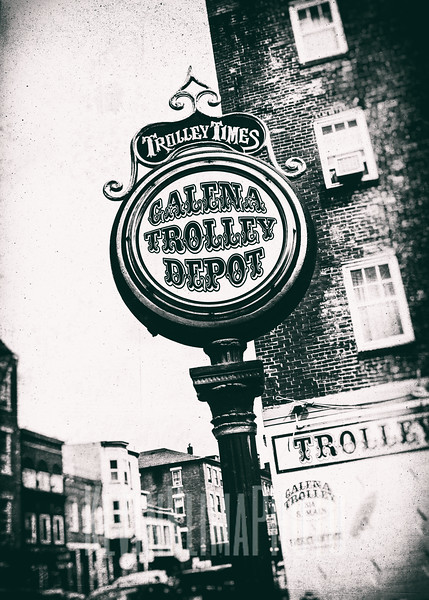 Galena Trolley Depot