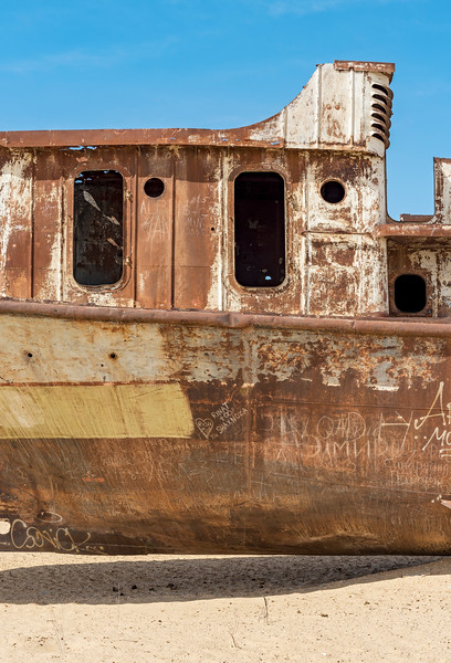 Ship Cemetery, Moynaq