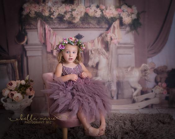 Miss Lia, age 2