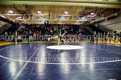 Dallastown vs New Oxford Jan 8th 2015