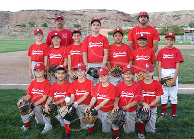 2014 Little League Team & Individual