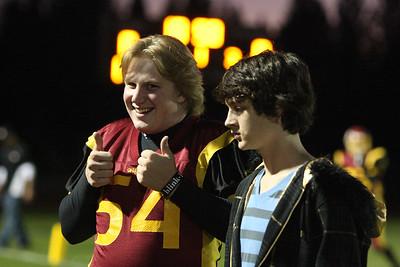 09 Varsity Football
