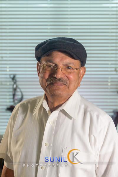 Myalil Kurian Portrait