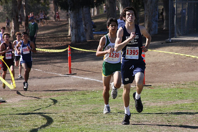 2009 CIF XC D4 Boys Finals