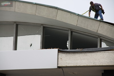 Lambert Airport, Bridgeton and Maryland Heights Tornado Damage