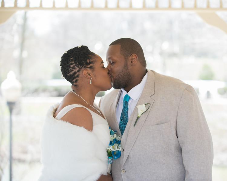 Brittany & Lamar's Wedding