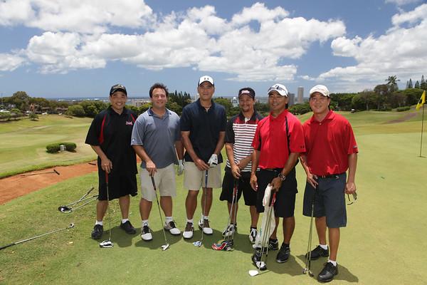 2010 Eddie Hamada Golf Tournament