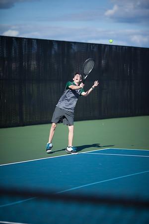Freshman Tennis 9/1/16